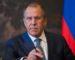 Lavrov : «L'agression tripartite illégale contre la Syrie avait entravé les efforts déployés»