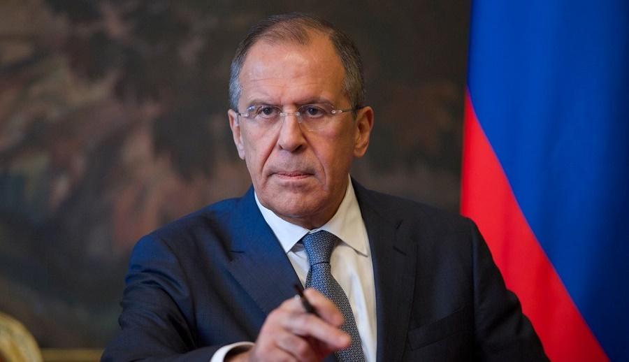 Le ministre russe des Affaires étrangères, Serguei Lavrov. D. R.