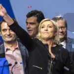 Le Pen Front national Macron