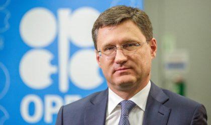 La Russie voit des bases solides pour prolonger l'alliance avec l'Opep