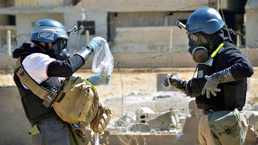 Syrie enquêteurs OIAC Douma