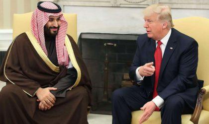 Trump et le trône
