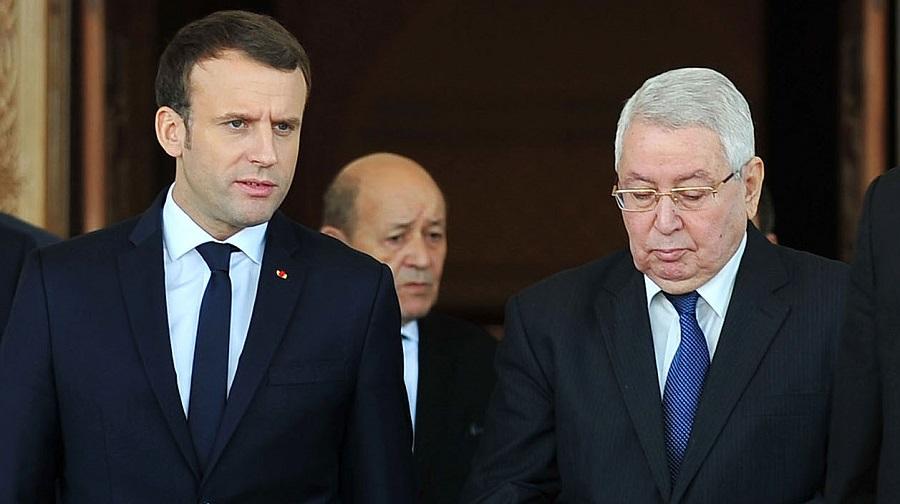 France Algérie Macron