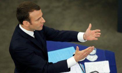 Macron isole la France
