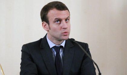 Macron a menti aux Français: la marine française n'a tiré aucun missile en Syrie