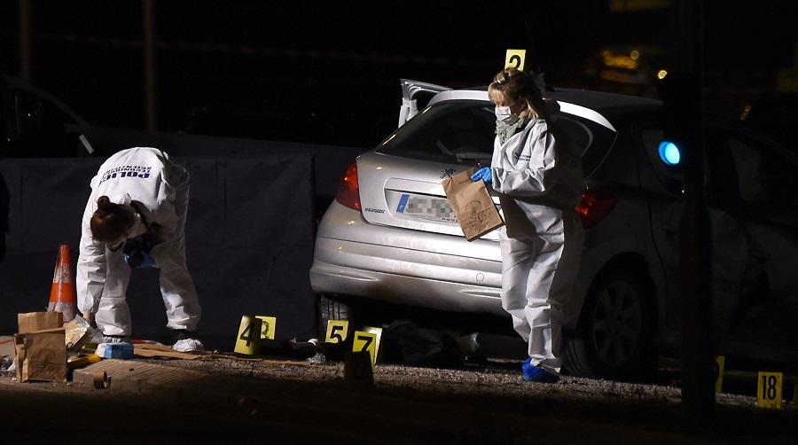 Marseille assassinats Algériens