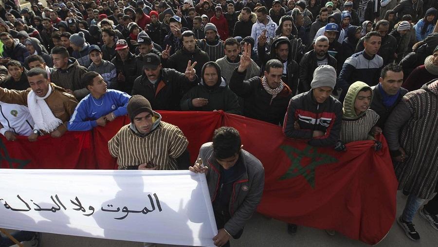 Marocains royaume