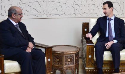 L'Algérie déplore l'escalade militaire que connaît la situation en Syrie