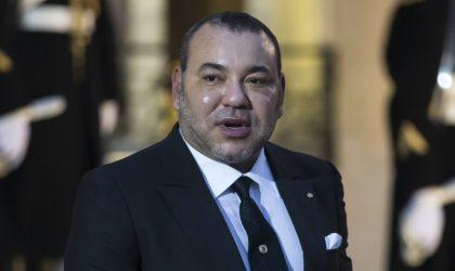 Le roi du Maroc adresse un message de condoléances au «peuple algérien frère»