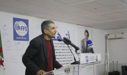 Hadj Djilani: «Les libertés démocratiques et le consensus national une ligne rouge»