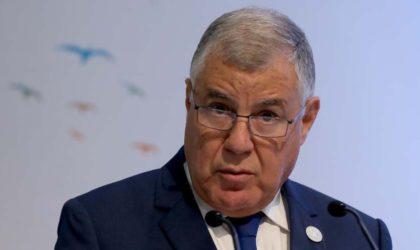 Guitouni : «L'Algérie augmentera sa production pétrolière de 26 000 barils par jour»