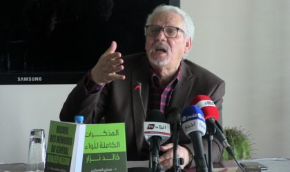 Réponse du général Nezzar à ceux qui font aboyer Aboud à partir d'Alger