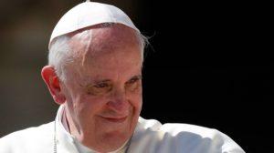 Le Pape François Algérie