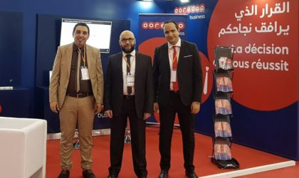 11es JST d'Oran: Ooredoo présente ses solutions et innovations aux professionnels