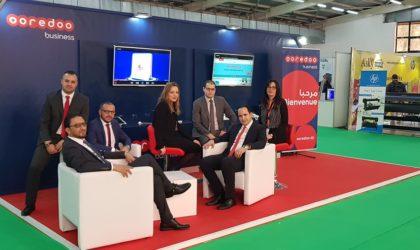 Sicom 2018 : Ooredoo présente ses innovations digitales aux professionnels des TIC