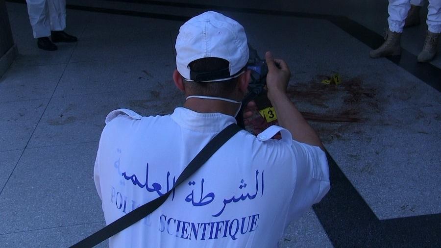 Police Baghdadi