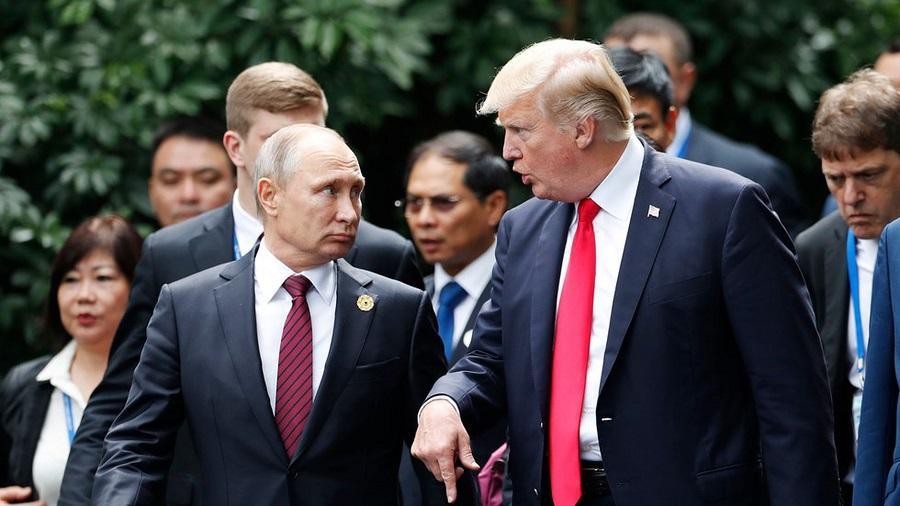 Syrie Poutine