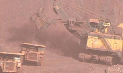 Le domaine minier national encore sous-exploité, selon Guitouni