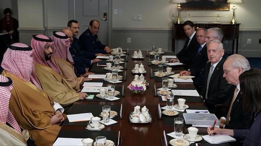 Saoud Ligue arabe