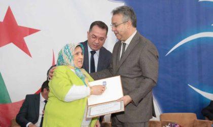 Les ministres Abdelwahid Temmar et Mourad Zemali en campagne de sensibilisation