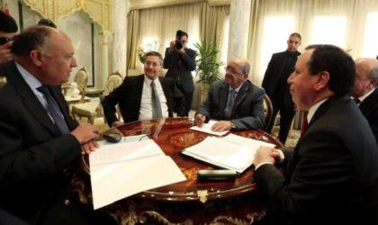 Exclusif – La prochaine tripartite sur la crise libyenne se tiendra à Alger en mai