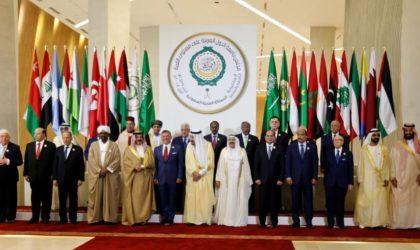 La Tunisie accueillera le prochain Sommet arabe