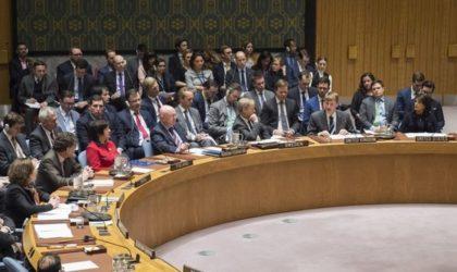 Sahara Occidental: l'Algérie satisfaite de la résolution du Conseil de sécurité