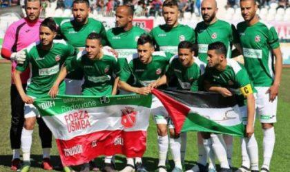Coupe d'Algérie: l'USM Bel-Abbès rejoint la JS Kabylie en finale