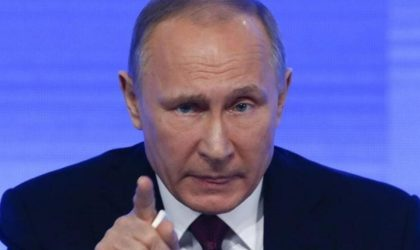 Poutine: «De nouvelles frappes occidentales en Syrie provoqueraient le chaos»