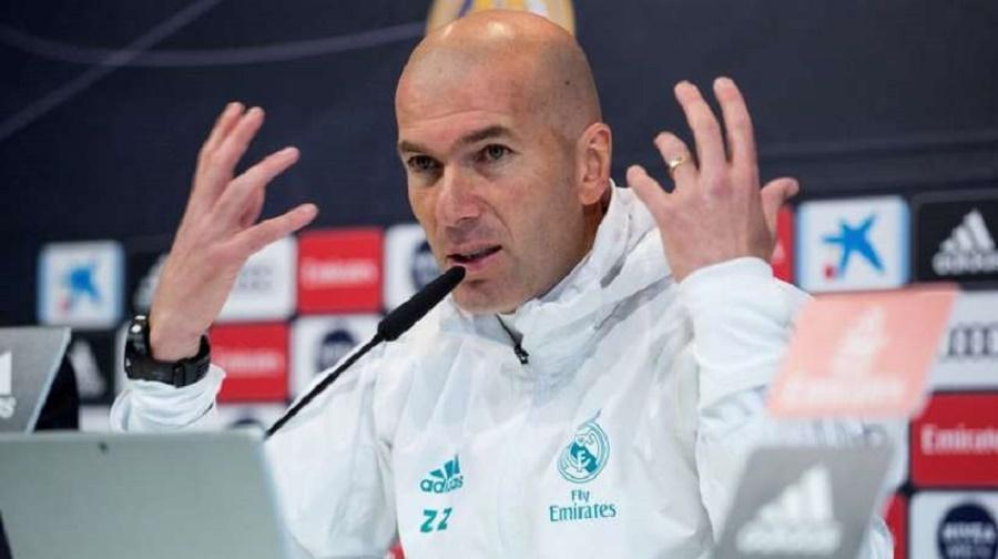 Zidane réagit aux critiques de la Juventus