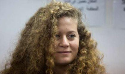 Territoires palestiniens occupés: Ahed Tamimi enfin libérée