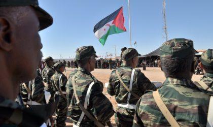 Le mémorandum qui dévoile les mensonges du Maroc sur un prétendu mouvement de troupes