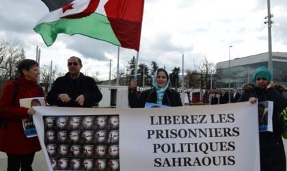 Droit de visite des familles de détenus sahraouis au Maroc: le MRAP sollicite Macron
