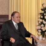 condoléances Bouteflika
