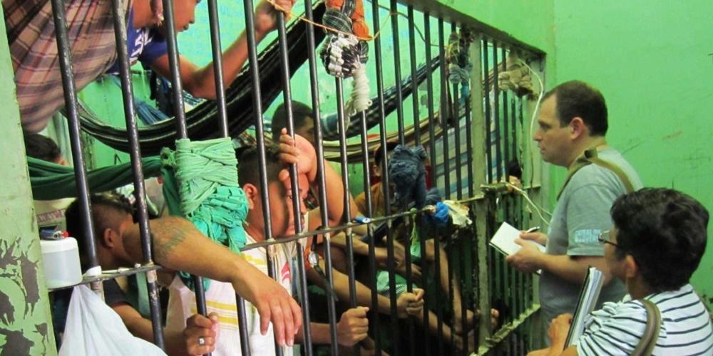 Brésil prison tentative d'évasion