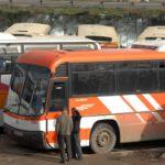 transport algérie cartographie