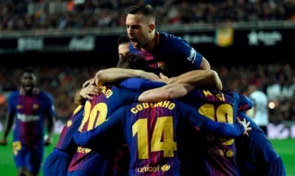 Ligue des champions quart aller: Barcelone prend l'avantage sur la Roma