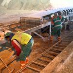 LafargeHolcim Algérie exportation ciment Gambie
