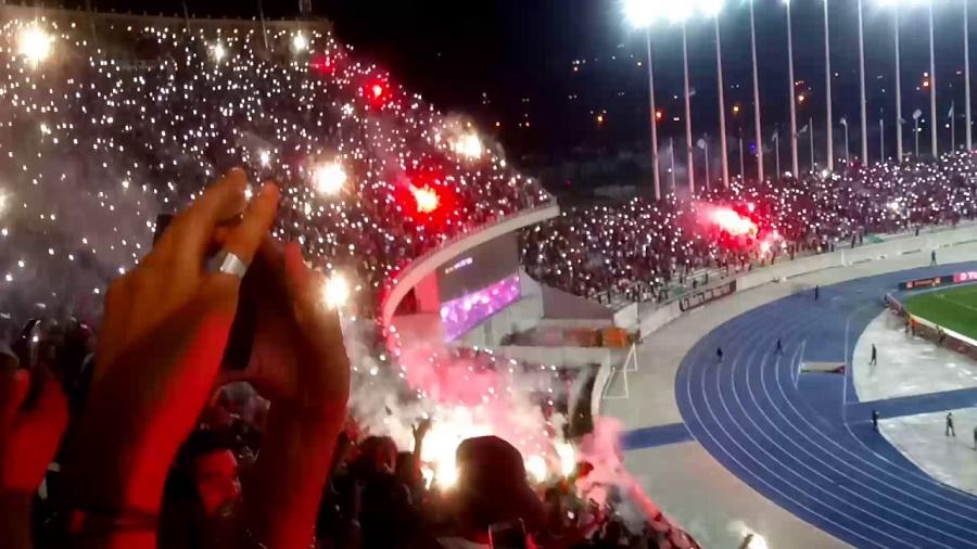 finale Coupe d'Algérie de football JSK-USMBA 5-Juillet