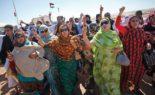 La police du Makhzen asperge les militants sahraouis d'acide