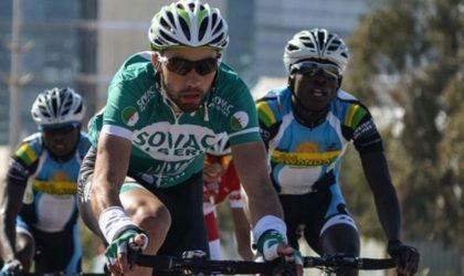 TAC-2018: le Tunisien Ali Nouisri vainqueur de la 6e étape à Béjaïa