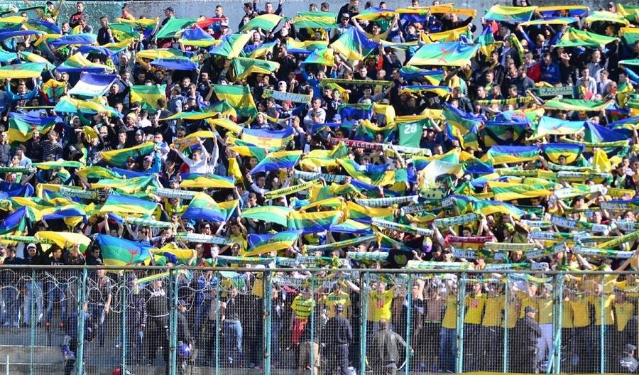 derby MOB-JSMB Ligue 2 Mobilis