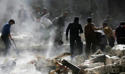 Syrie: une équipe de sécurité de l'ONU essuie des tirs à Douma