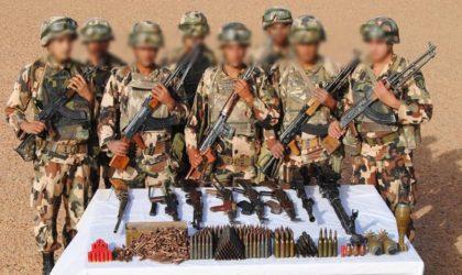 Armes et munitions, drogues, carburants, corail : les saisies des éléments du MDN