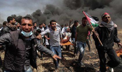 Palestine: un journaliste touché par des tirs israéliens succombe à ses blessures