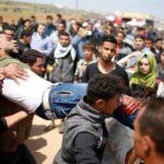 Gaza marche du retour