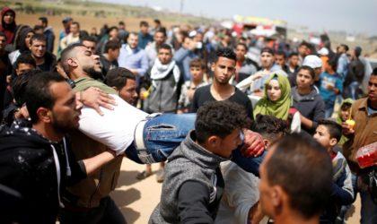 Un deuxième Palestinien tué par des tirs des soldats israéliens dans la bande de Gaza