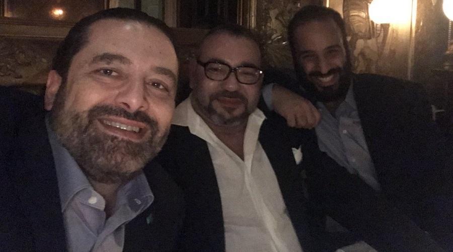 Hariri Elysée Mohammed VI Ryad