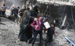 Attaque chimique : Moscou fournit les preuves de la mise en scène