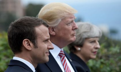 Le bras d'honneur de Trump, May et Macron à la communauté internationale
